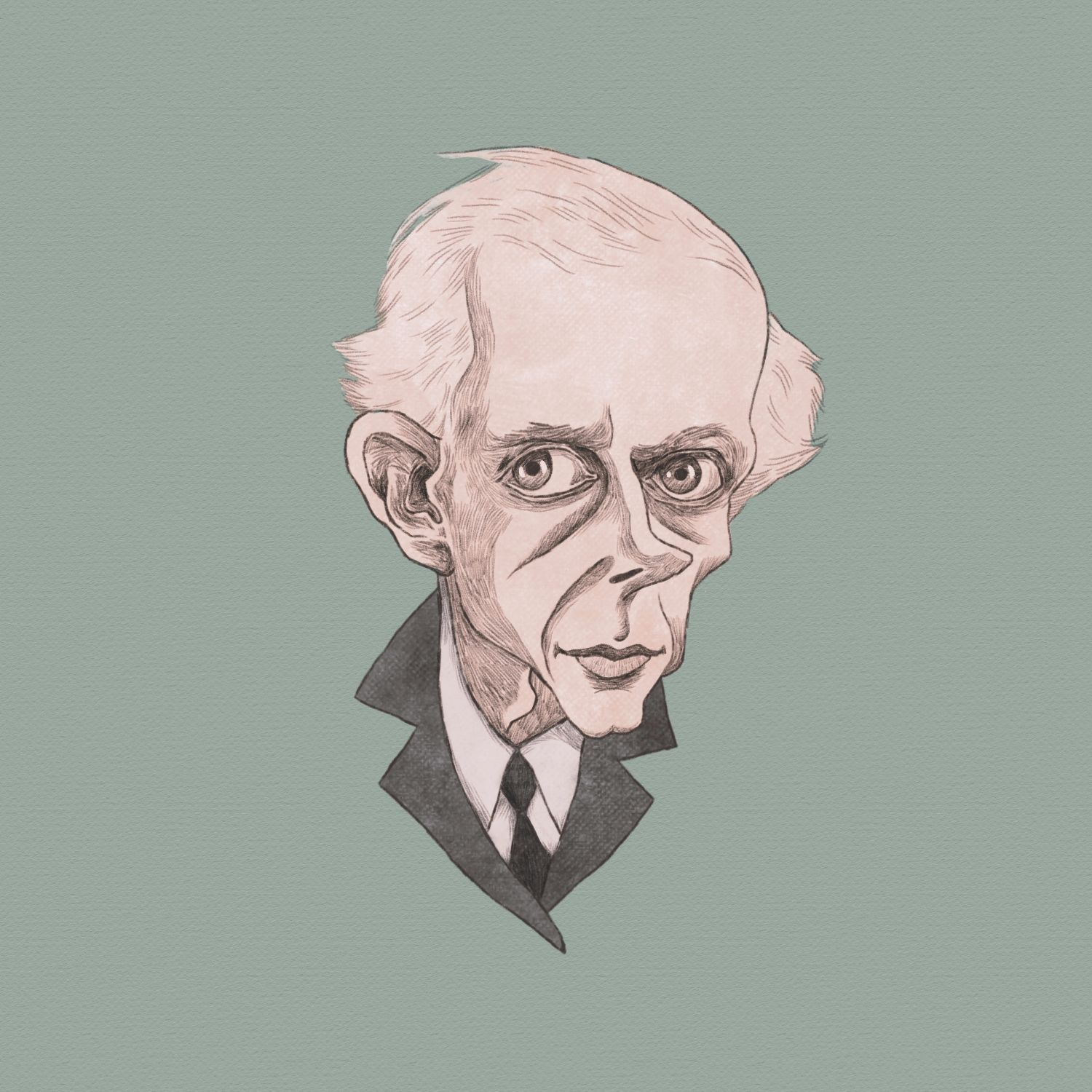 Image result for bartok portrait