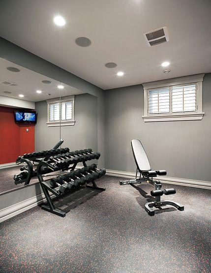 Home Gym Decor, Home, Room