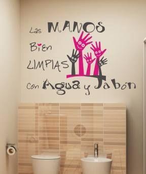 vinilo decorativo-informativo | Wall stickers & Silhouettes ...