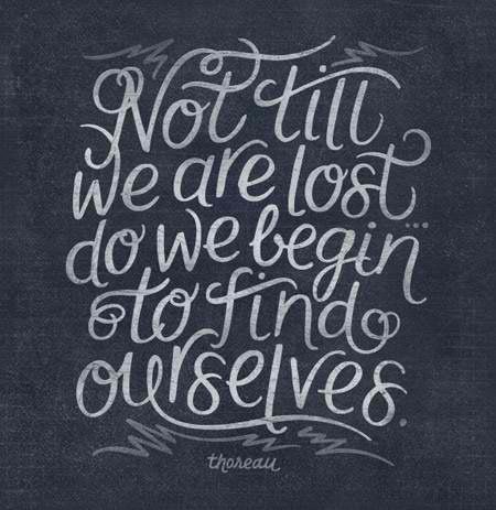 Find ourself