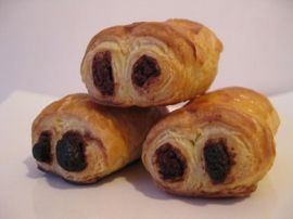 Mini pains au chocolat express