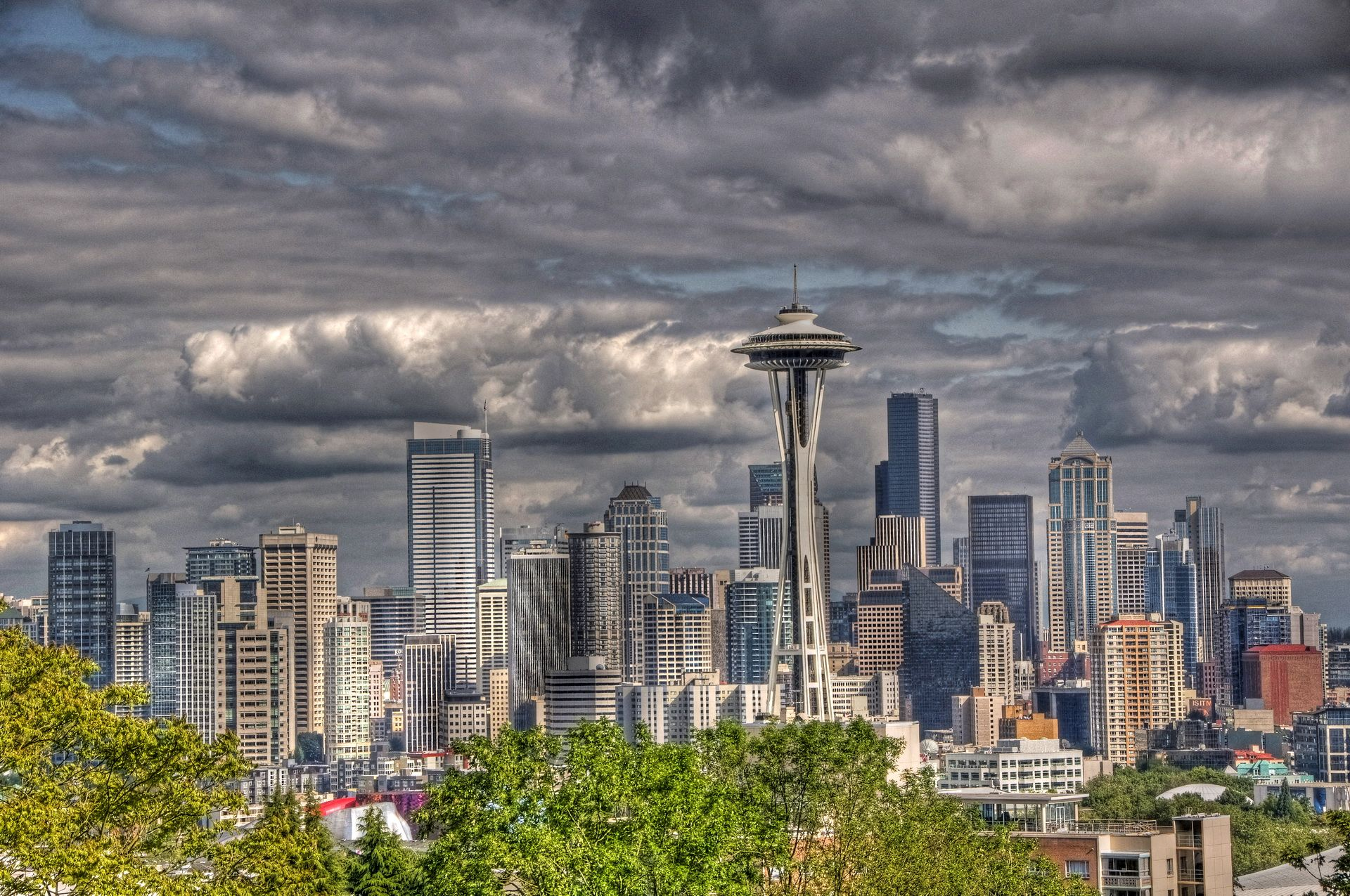Seattle Computer Wallpapers Desktop Backgrounds 1920x1275