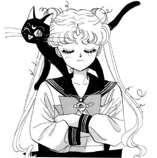 Image about anime in ☪︎ Usagi Tsukino ☪︎ 🌙 🌙 🌙 by Sailor Venus ♀