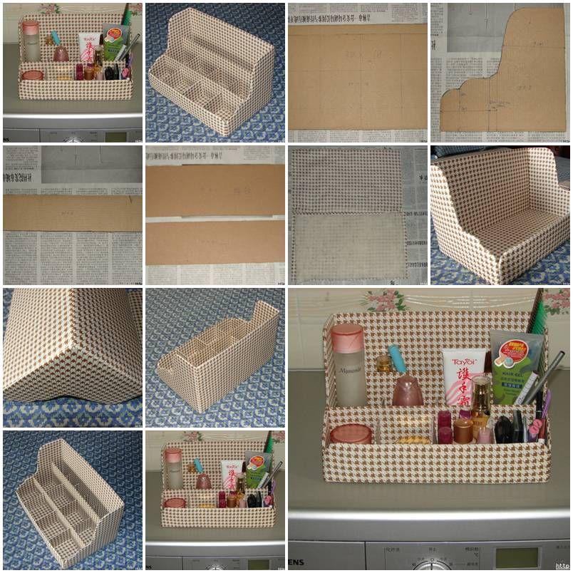 How to make cardboard shelves organizer diy tutorial instructions how to make cardboard shelves organizer diy tutorial instructions how to how to do solutioingenieria Choice Image