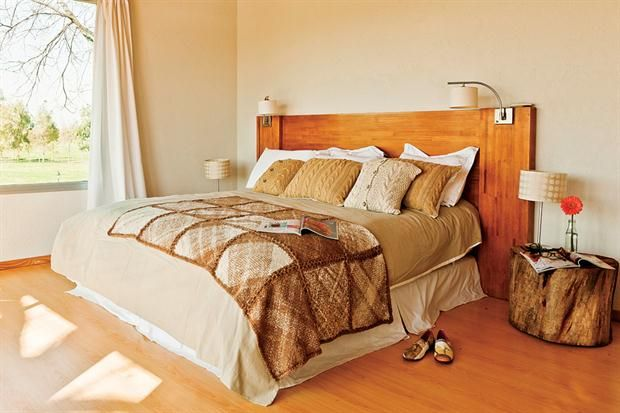 Cabeceras de cama para todos los gustos fantasia en - Cabeceros de cama rusticos ...