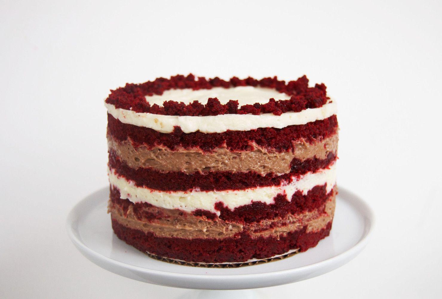Momofuku Inspired Red Velvet The Worlds Best Red Velvet Cake Recipe Made With Plenty Of Oil Hot Cof Velvet Cake Recipes Milk Bar Cake Red Velvet Cake Recipe