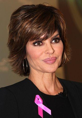 Incredible Lisa Rinna Haircuts 6 Hair Pinterest Lisa Rinna Short Hairstyles Gunalazisus