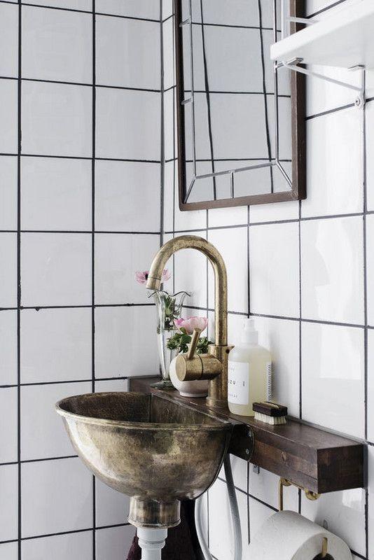 Swedish Bathroom Inspiration