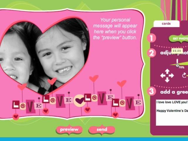 Snapfish Valentines Day Ecard Snapfish Valentines Personal Message