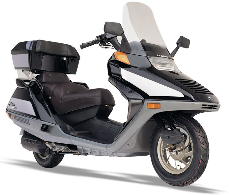moto scooter 250cc honda