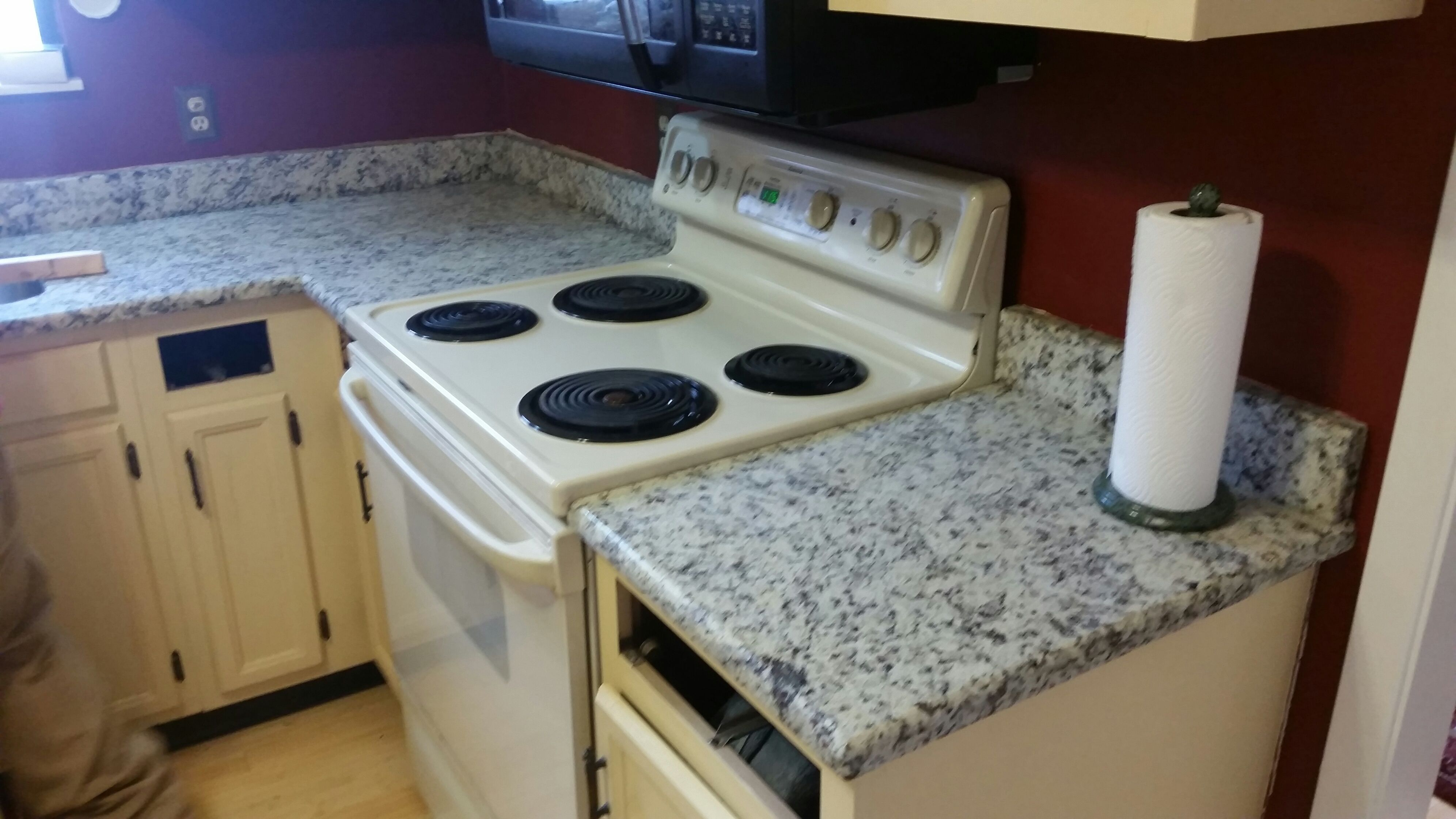 Giallo Fiesta Granite Kitchen Countertops For The James Family! Knoxvilleu0027s  Stone Interiors. Showroom Located