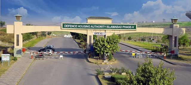 Plot for Sale in DHA Phase 5 - Islamabad | S & S Consultancy