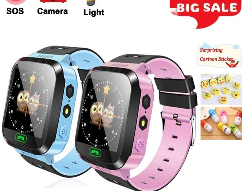 Big Sale Q02 Kids Smart Watch Sos Call Camera Baby Anti Lost Clock Touch Screen Phone Lbs Positioning Location Child Touch Screen Phones Smart Watch Smart Kids