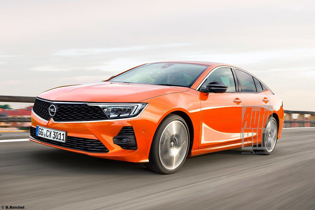 opel astra gsi 2021 redesign and idea en 2020  voiture