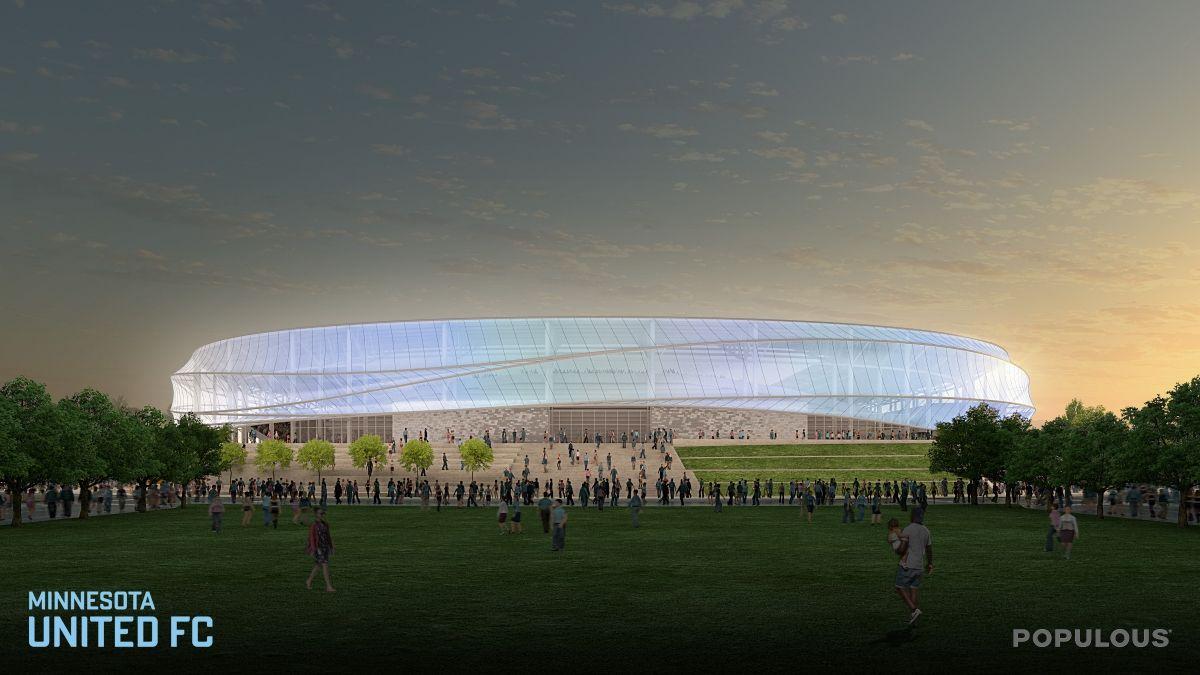 minnesota united fc unveils st paul stadium Поиск в google  minnesota united fc unveils st paul stadium Поиск в google