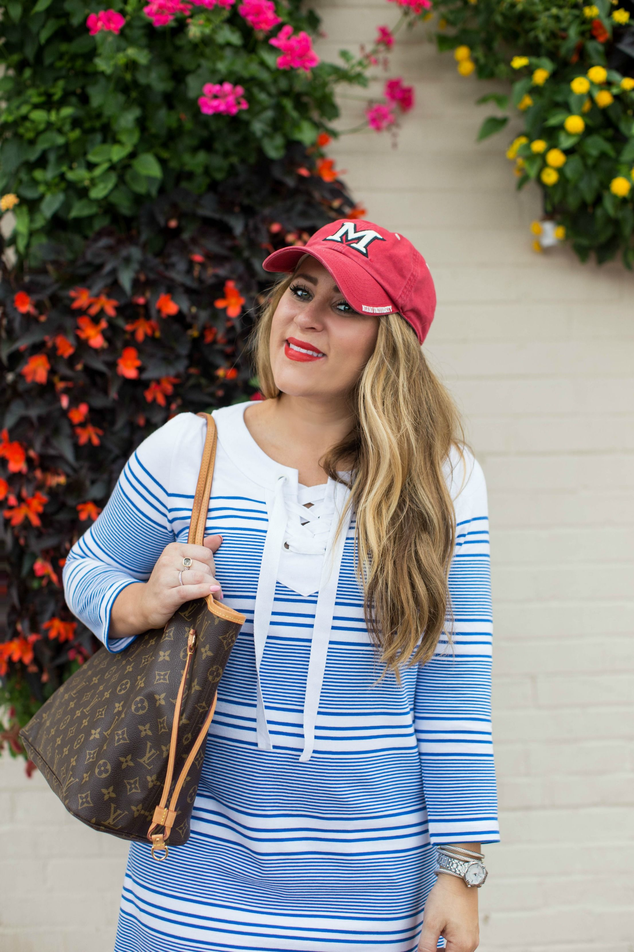 c4ce6df94 Casual Summer Outfit With Baseball Hat