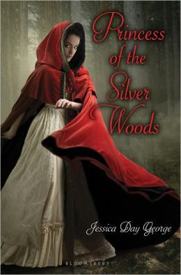 """""""Princess of the Silver Woods"""" by Jessica Day George (4/5 stars)"""