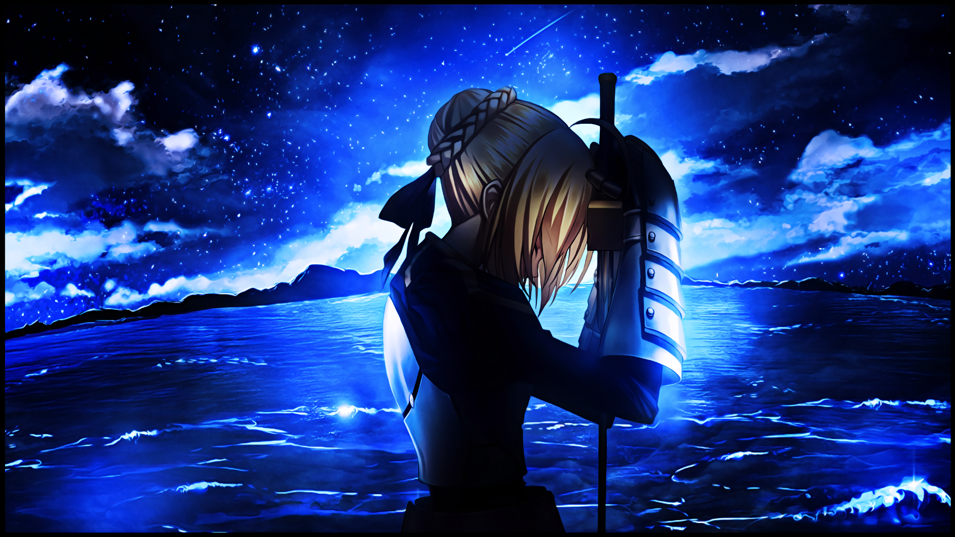 Anime Fate/Stay Night Fate Series Saber (Fate Series