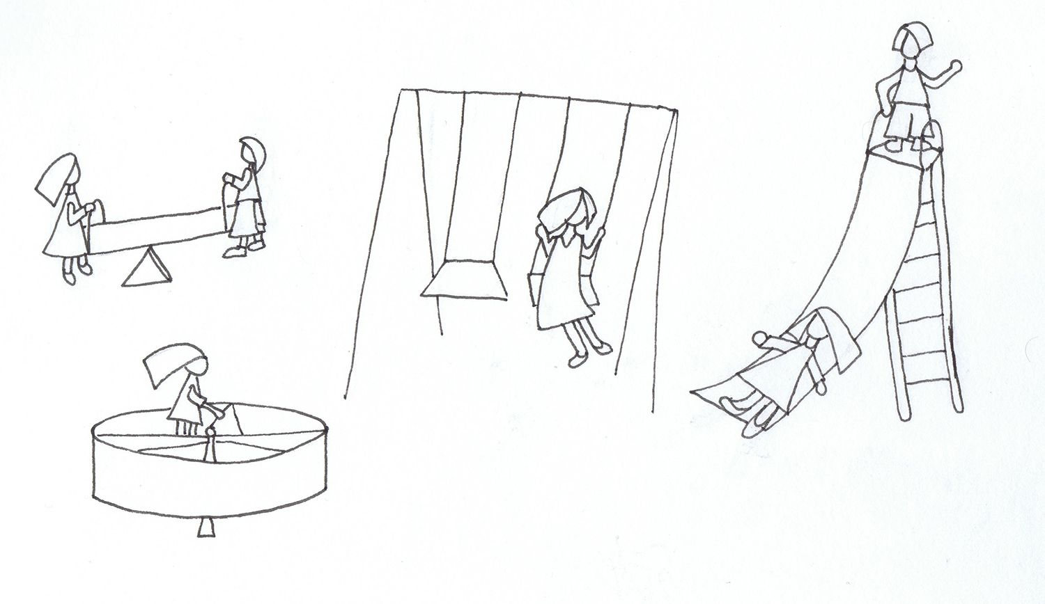 Image Result For Playground Sketch