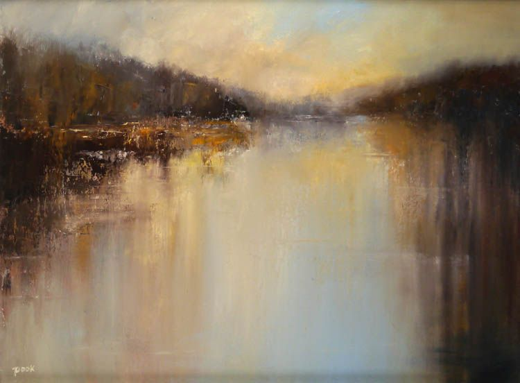 Graham Pook Art Paintings For Sale Uk Paisajes Al Oleo Paisajes Arte
