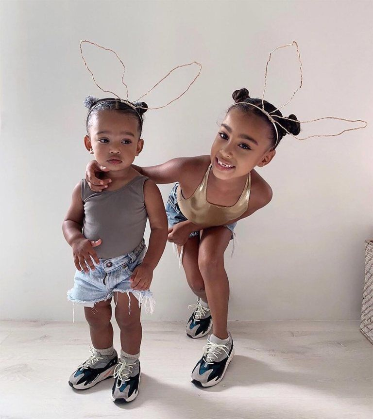 The Wild Wild Wests Keep Up With The Kardashian West Family S Cutest Pics In 2020 Celebrity Kids Fashion Kardashian Kids Kim Kardashian