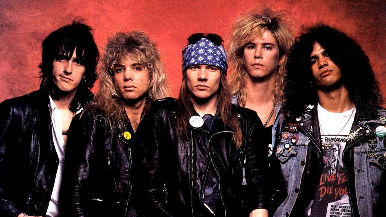 Guns nuroses rock bands pinterest rock bands and musicians