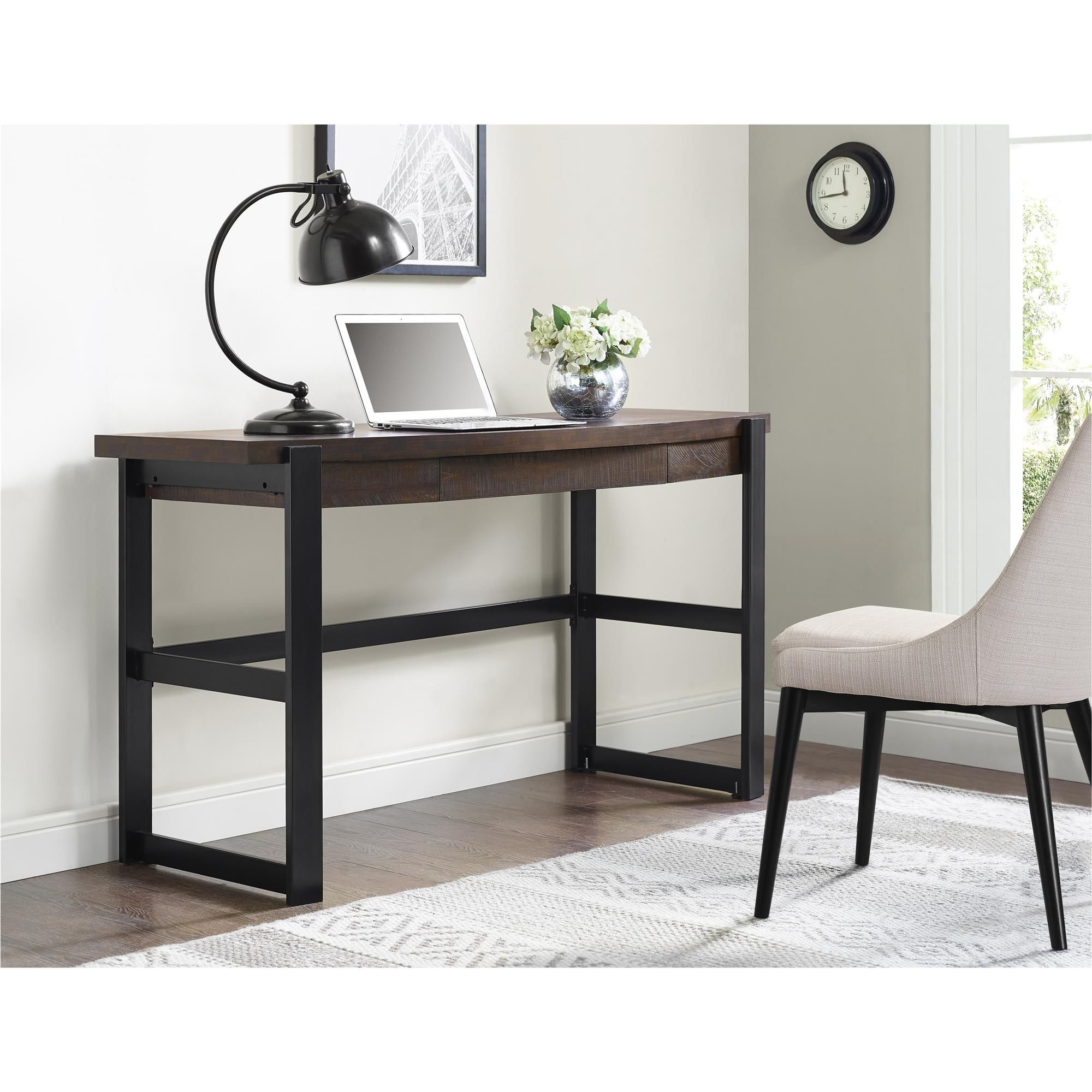 The Castling Desk Is The Perfect Option For Both Large And Small Home Offices This Medium Sized Desk Is Both S Altra Furniture Furniture Home Office Furniture