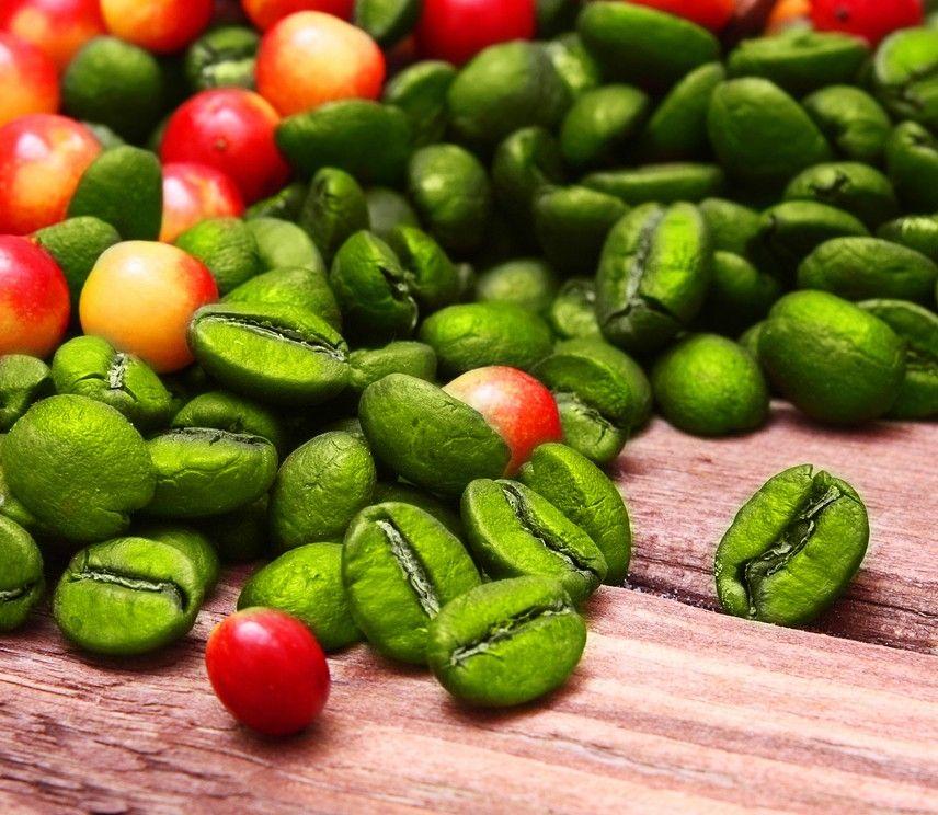 Benefits of Green Coffee Bean Extract Groen, Koffie en