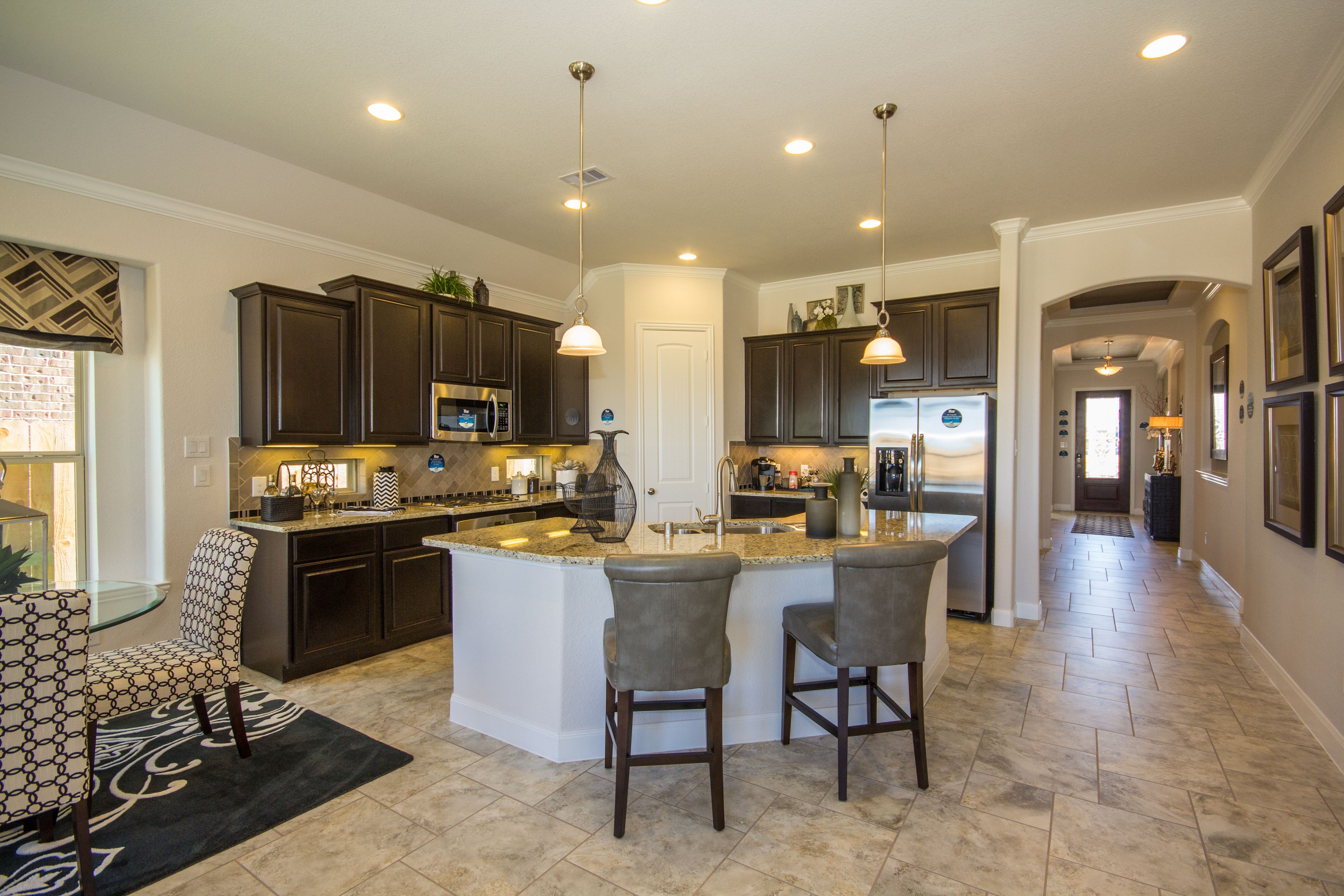 lennar model home kitchen - Google Search | Home kitchens ...