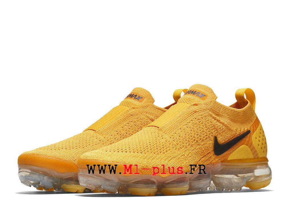nike air vapormax jaune