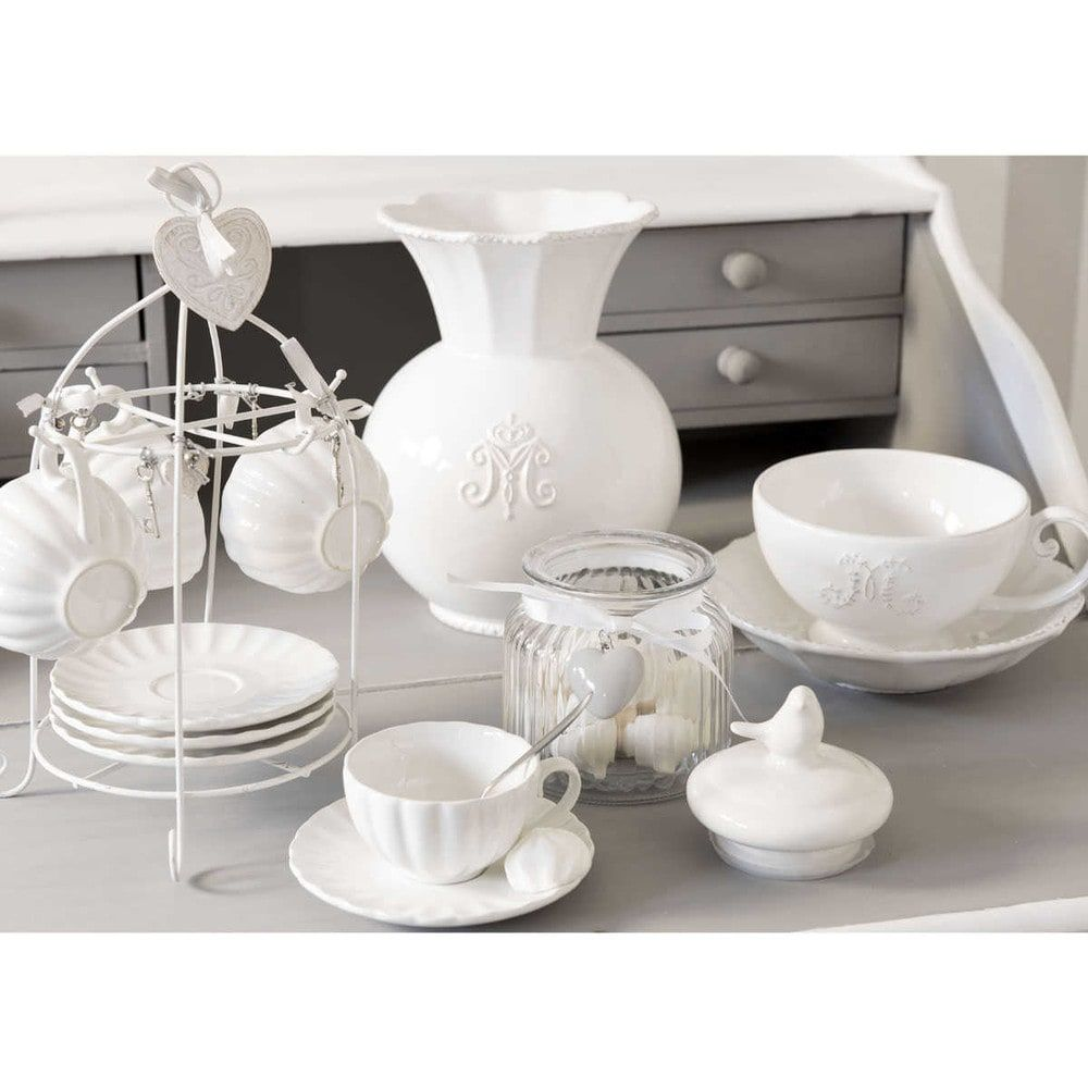 Maisons Du Monde Bourgeoisie Collection White Decoration Maison Du Monde Deco Campagne Deco Campagne Chic
