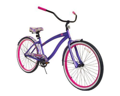 Dynacraft 8207 57tj Decoy Women S Cruiser Camo Bike 26 Inch
