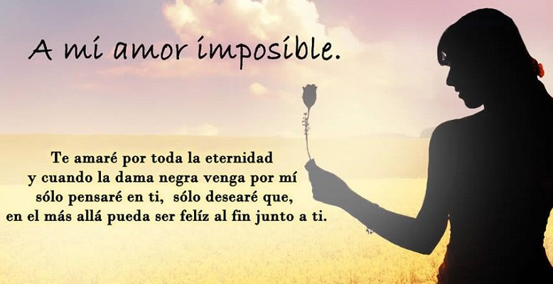 Frases De Amor Prohibido: Imagenes+Con+Frases+De+Un+Amor+Imposible