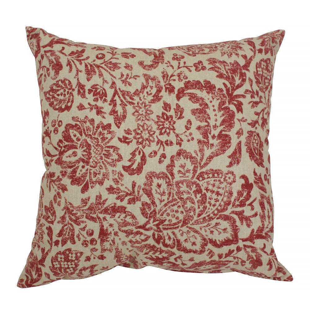 French Country Cottage · This Decorative Pillow From Pillow Perfect Is Sure  To Be The Perfect Accent In Any Room