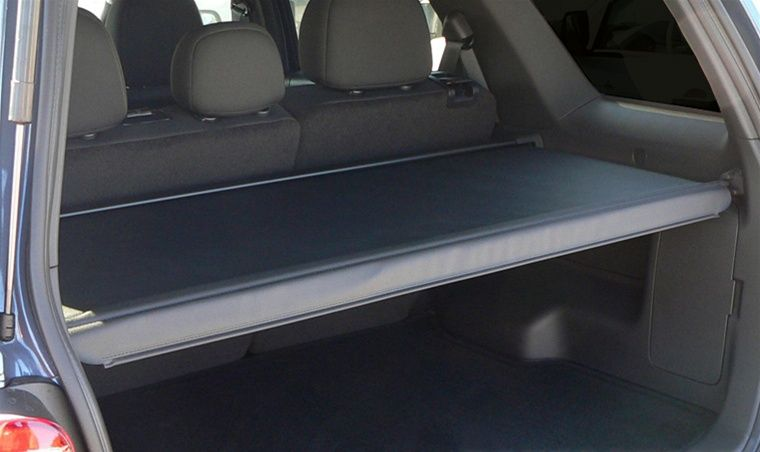 2008 2012 Ford Escape Cargo Security Shade Med Charcoal Ford