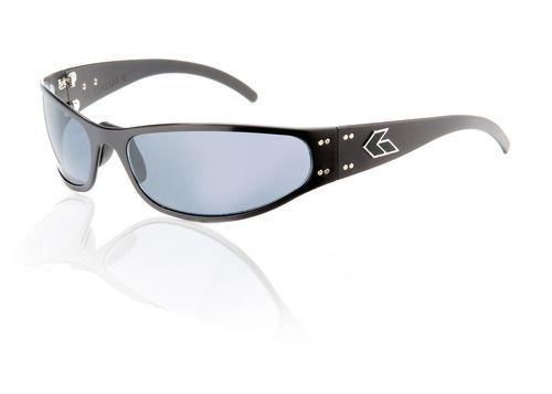 Gatorz Radiator Sunglasses Black Frame/Grey Lens