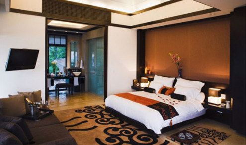 Pin By Leticia Rosales On Interior Colours Asian Bedroom Asian Style Bedrooms Bedroom Design