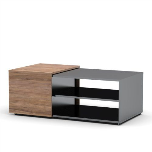 Stupendous Next Coffee Table 600736 From Nexera Black And Walnut In Download Free Architecture Designs Scobabritishbridgeorg