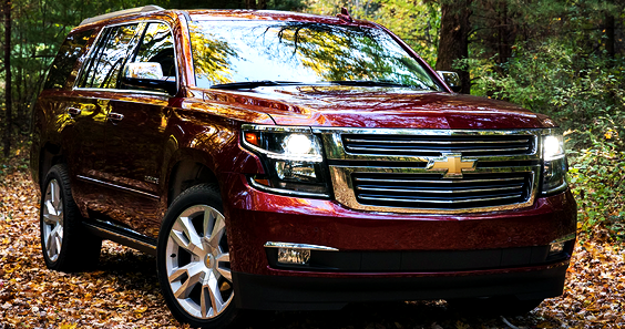 2019 Chevy Tahoe Redesign With Images Chevrolet Tahoe Chevrolet Suv Chevy