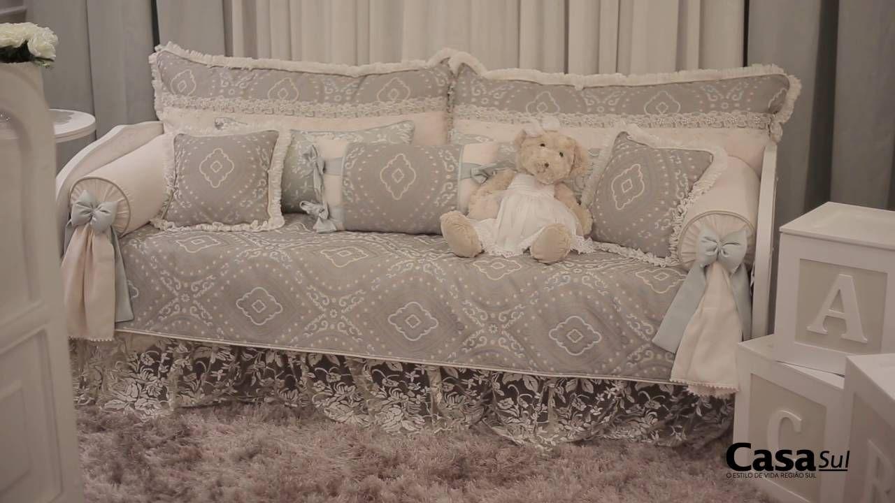 Ideias para quarto de menina Girl bedroom ideas video  decoração Casa Sul