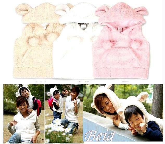 READY STOCK MOM&KIDS KODE : FLUPPY TOPS PRICE : Rp.55.000,- AVAILABLE SIZE : #Mom : White (L 2pcs), Pink (L 1pcs) #Kids : 100 (1pcs), 120(2pcs) -- berdasarkan tinggi badan anak  FOR ORDER :  SMS/Whatsapp 087777111986 PIN BB 766a6420 Facebook : Mayorishop  #readystock #fluppytops #bajuhangat #rompibulu #hoodieadakupingnya #momandkids #ibudananak #bogor