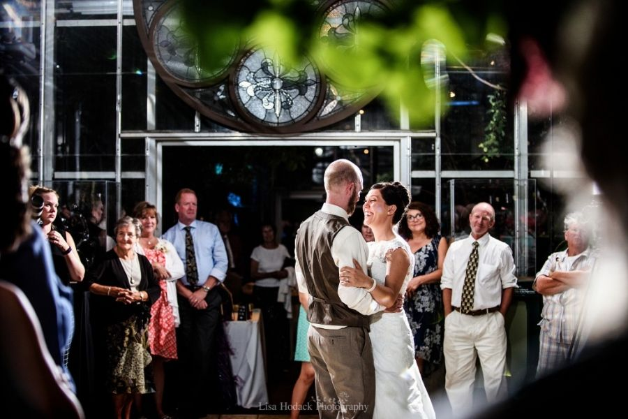 Frederik Meijer Gardens Grand Rapids Wedding