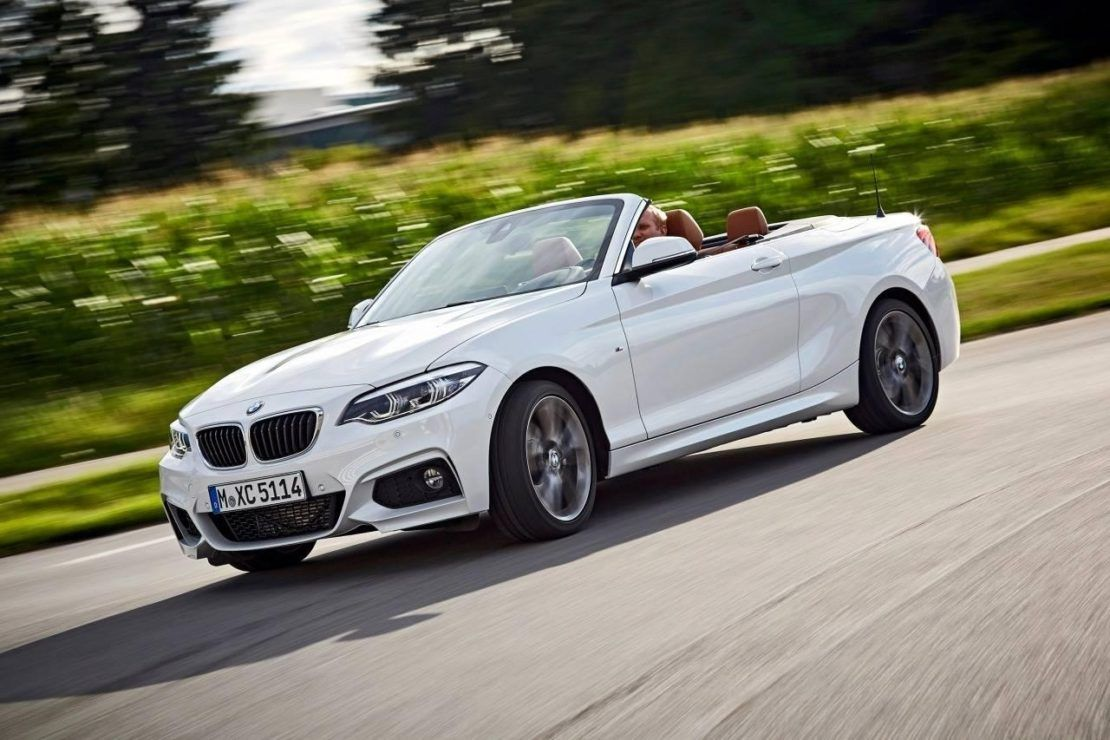 2018 Bmw 2 Series Convertible Pricing For Sale Edmunds In 2018