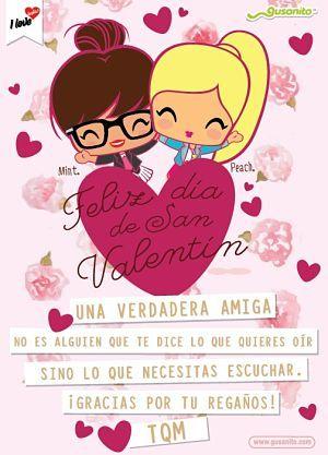 Imágenes De San Valentín Para Amigosimágenes De San