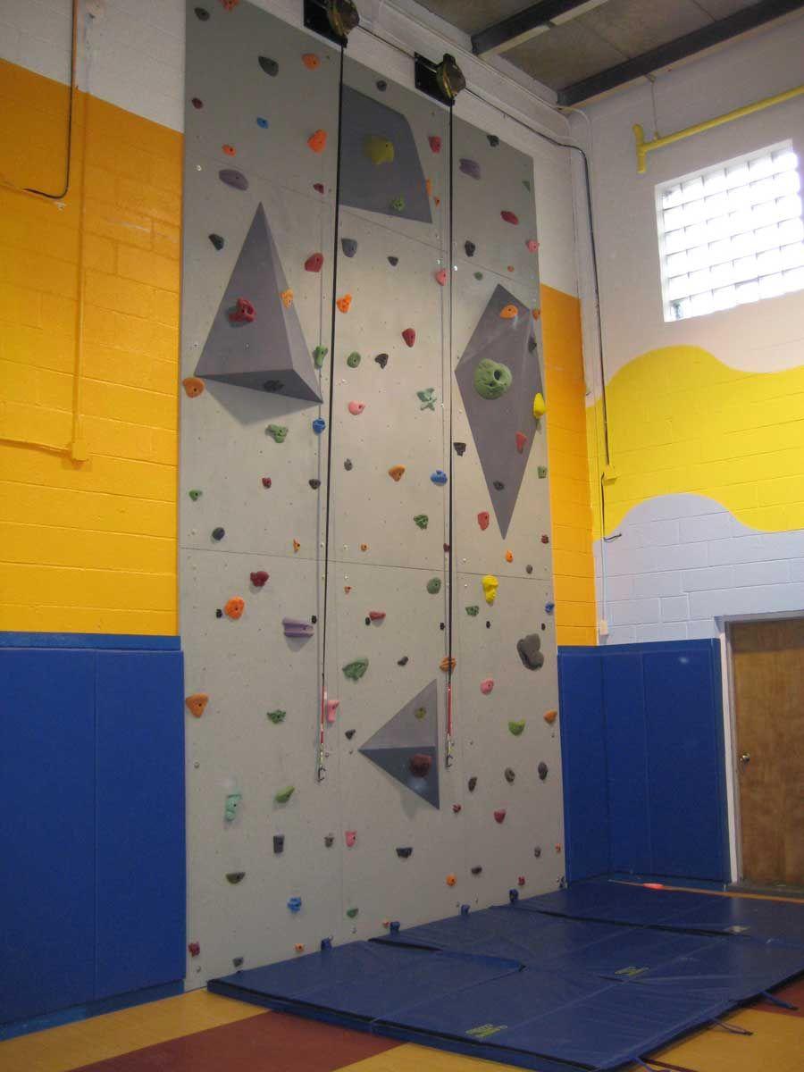 Awesome modular diy climbing wall with images diy