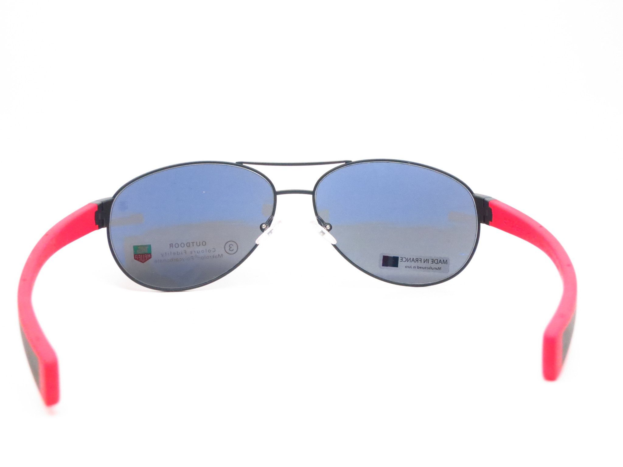 3a07dae945320 Features of the Tag Heuer TH 0256 Sunglasses - Adjustable silicone nose  pads - Rubber temples