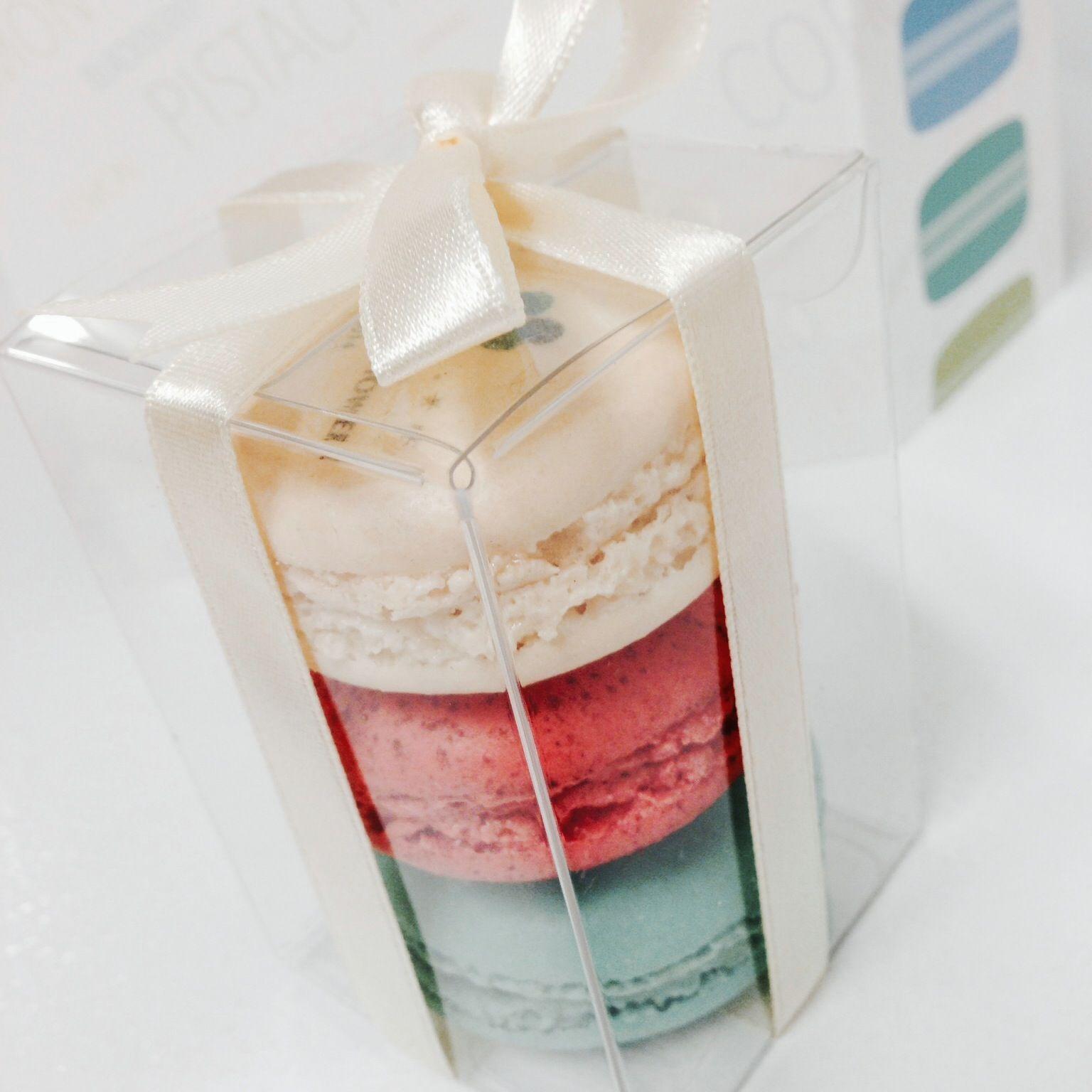 Baby Shower Macaron Favors | French Macs! | Pinterest | Macarons