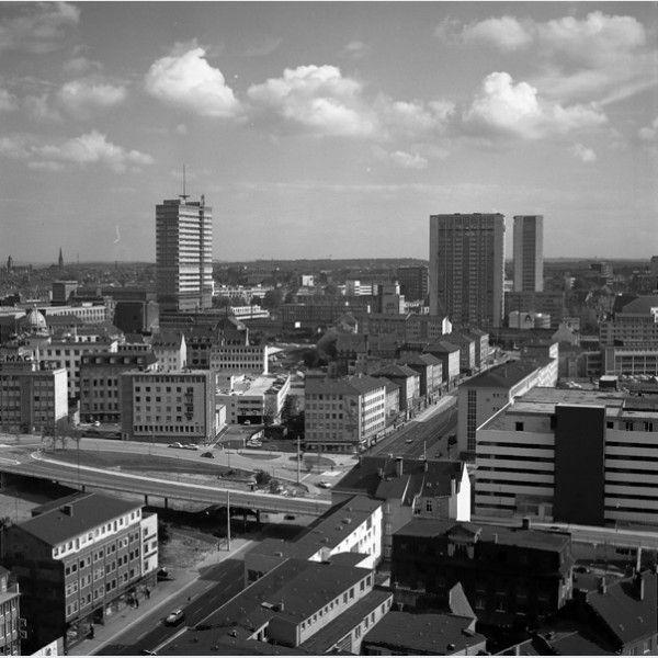 Pixelprojekt_Ruhrgebiet Essen 1966 (mit Bildern