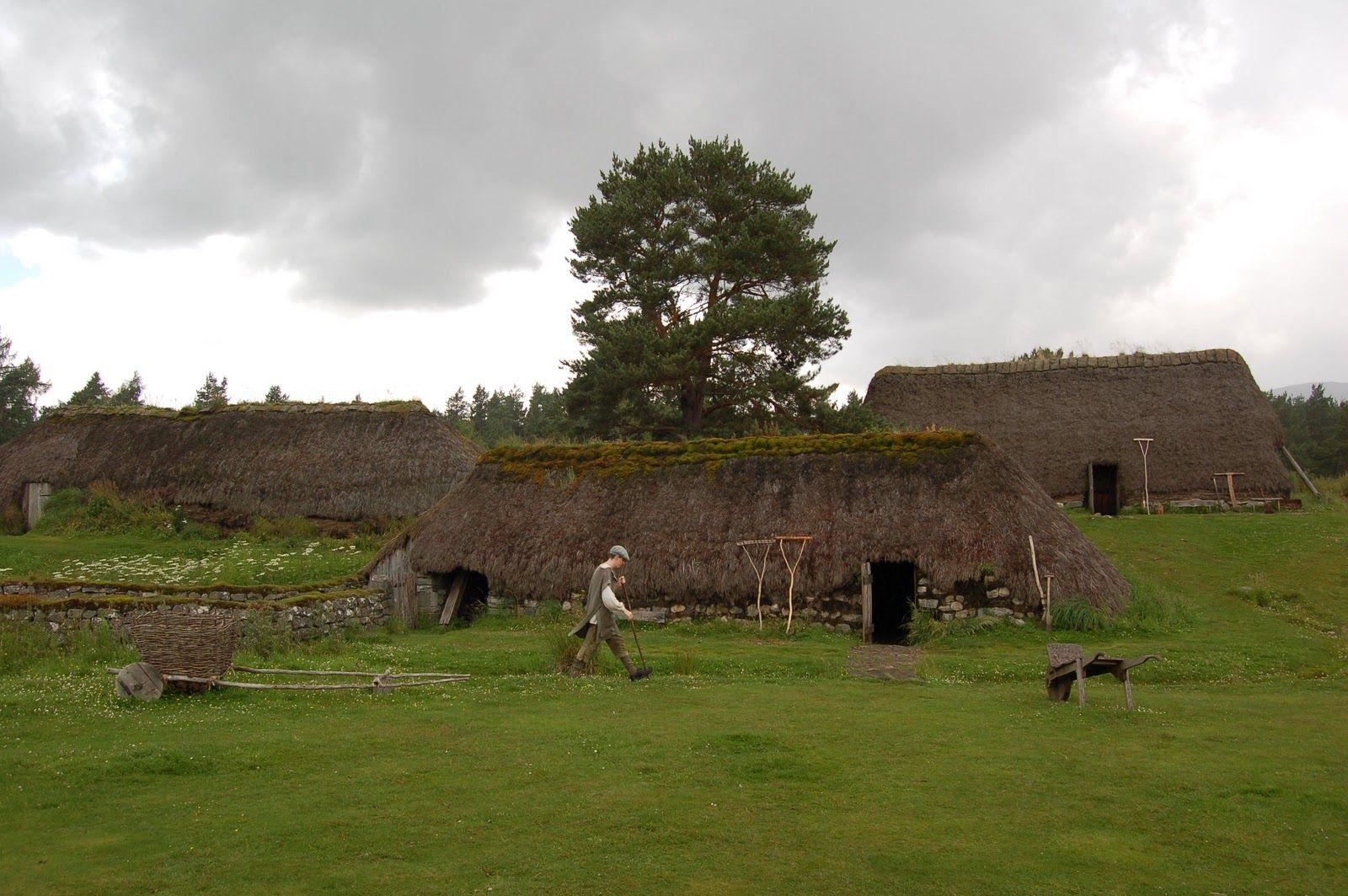 The Highland Clearances. 'Fuadach nan Gàidheal': Museum of Highland Life