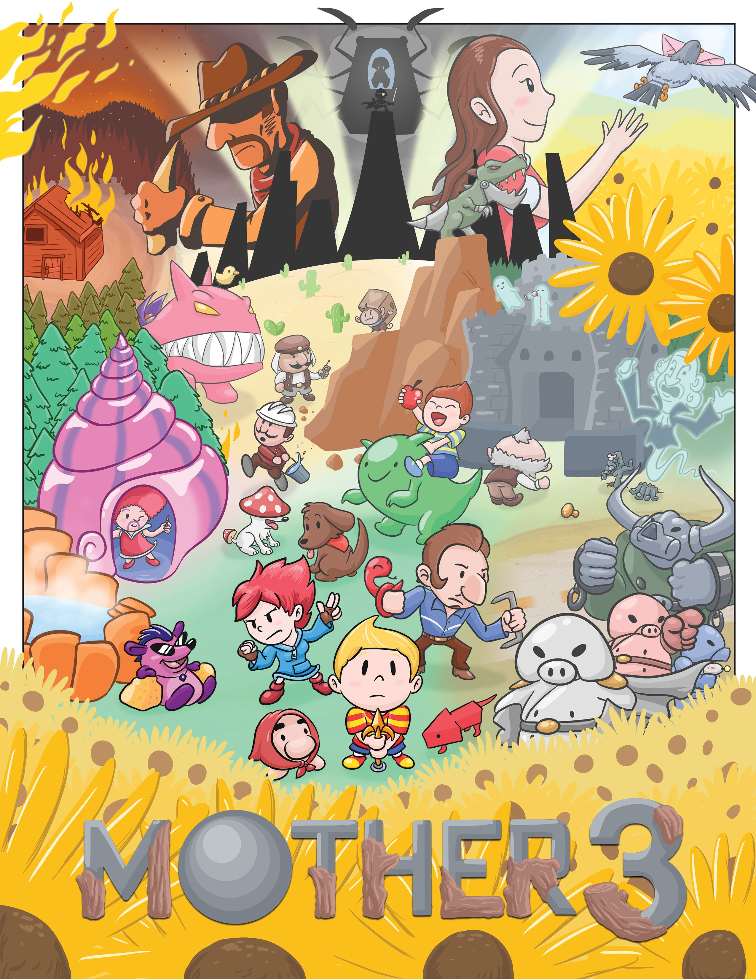 Issue #21's Poster Revealed! | Nintendo | Nintendo, Videogames